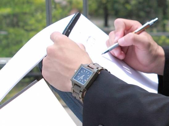 台灣設計原創品牌 UA WOOD 能量健康木錶登場!
