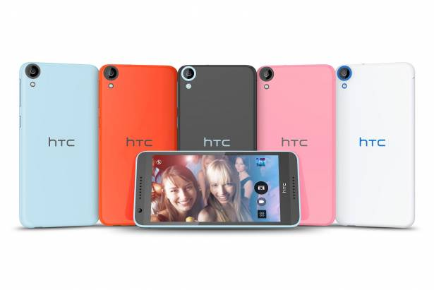 IFA 2014 : HTC 全球首發搭載 Snapdragon 615 處理器機種 Desire 820