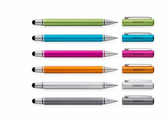 IFA 2014 : Wacom 發表針對 iPad 新一代感壓觸控筆 Bamboo Stylus fineline 與第三代電容觸控筆 Bamboo Stylus