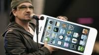 Apple Watch iPhone 6發表蘋果送給大家的禮物:免費的 U2 新專輯