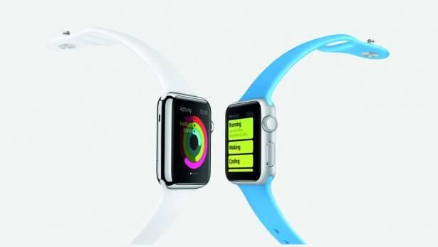 這就是 Apple 的智能手錶: Apple Watch [圖庫+影片]