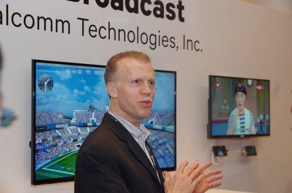 高通與 Ericsson 透過中國移動的網路展示 LTE 廣播,希望提供 LTE 更多加值服務