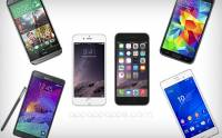 新一代旗艦電話比較: iPhone 6 iPhone 6 Plus One M8 Note 4 Xperia Z3 [圖表]