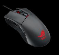 採插槽式可替換微動開關設計,華碩 ROG 推出 Gladius 電競滑鼠