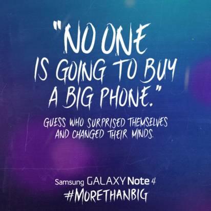 Samsung 極速反擊: 一次過諷刺 iPhone 6 / Apple Watch, 連 Steve Jobs 也用上 [影片]