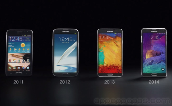 Samsung: iPhone 6 根本就是我們這台 2 年前的舊機 [影片]