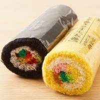 食物控會瘋狂的壽司毛巾