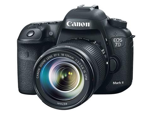 Canon EOS 7D Mark II 它...真的發表了!
