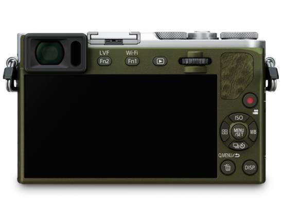 Panasonic 發表小型化內建電子觀景窗的可交換鏡頭相機 GM5