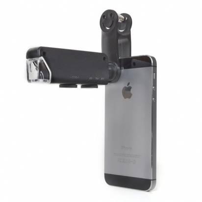 任何智慧型手機皆適用的數位顯微鏡