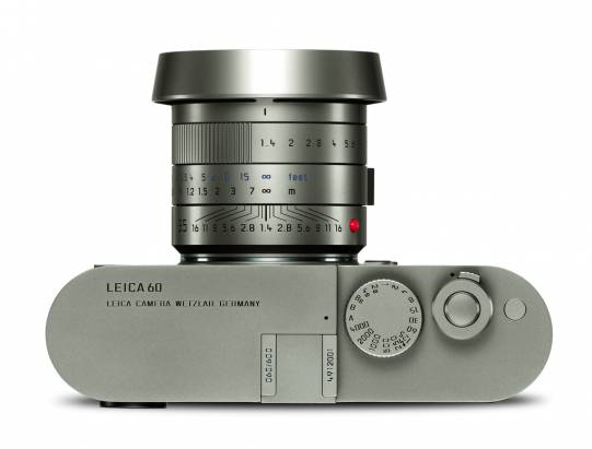 拋開雜念專注於攝影的本質,徠卡正式發表無 LCD 顯示器的 Leica M Edition 60