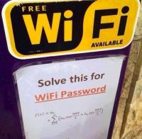 想喝咖啡用免費WIFI?先來解傅立葉級數展開再說吧…