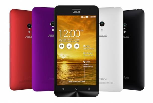 Zenfone 5 五吋智慧型手機推出紫色版本 喜歡顏色突出的你可以參考