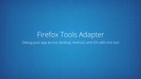 現可透過 Firefox 附加元件而跨裝置與瀏覽器開發 Web