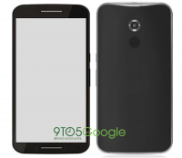 由 Motorola 所生產的新一代 Nexus 手機將長這樣?