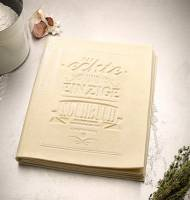 The Real Cookbook~史上第一本可以吃下肚的食譜