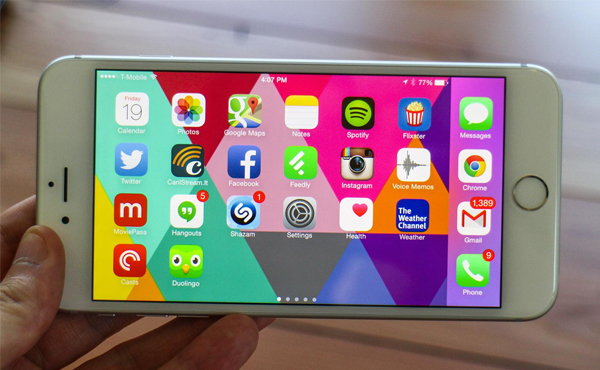 iPhone 6 竟有兩個加速計, 顯示 Apple 獨有的細心
