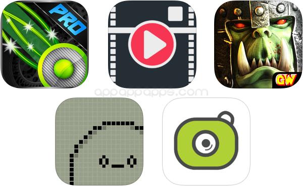 [29/9] iPhone / iPad 限時免費及減價 Apps 精選推介