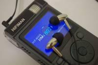 柔和美聲的高音質隨身音樂播放機, HiFiMAN HM802 動手玩