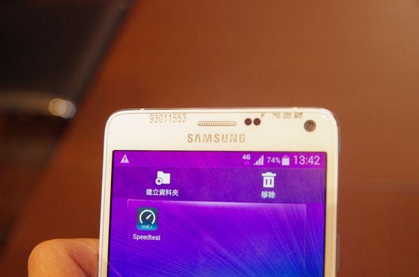 三星 Galaxy Note 4 、 Gear S 雙雙在台公布價格,代言人 Jolin 亦到場助陣