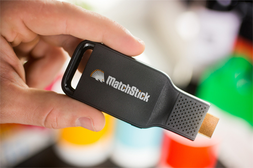 Matchstick 將 Firefox OS 導入你的高畫質電視