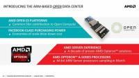 AMD 於機於 ARM Cortex-A57 的 Opteron A 展示 Hadoop 框架,並可相容兩款 Linux 發行版