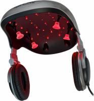 【神组合】耳罩耳機加上生髮裝置的iGrow