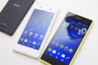Sony 入門級 4G 機種 Xperia E3 在台推出