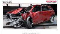 在車子做出來之前先在電腦撞個幾遍再說! Honda 利用 GPU 模擬車禍時汽車結構變化降低事故死亡率