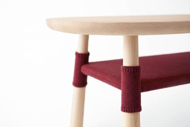 以小熊維尼最為設計概念發想的簡約傢俱