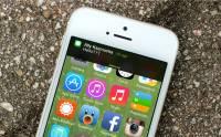 iOS 8 煩人問題: 通知提示彈出後不願走