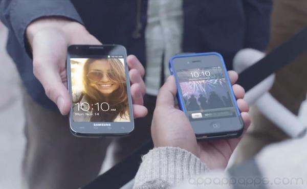 Samsung: 我們成功的轉捩點在於針對Apple的廣告