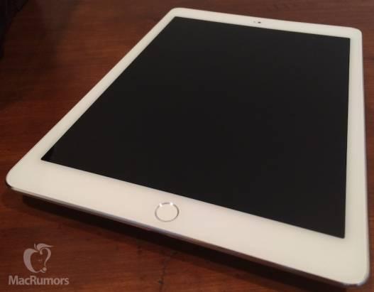 下週發佈前曝光: iPad Air 2 新設計及規格極可能是這樣
