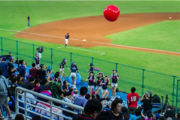 iBeacon 繼美國大聯盟以及日本職棒之後,首度出現在台灣的棒球場上!