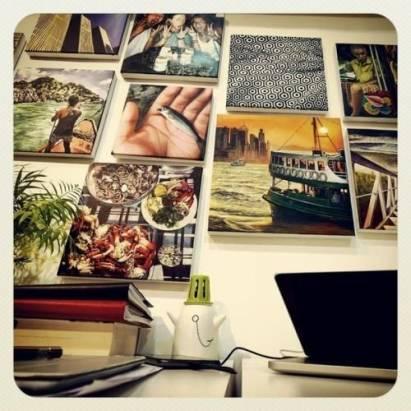 香港 Start-up新創公司:把你的 Instagram 變油畫 而且是真人在畫