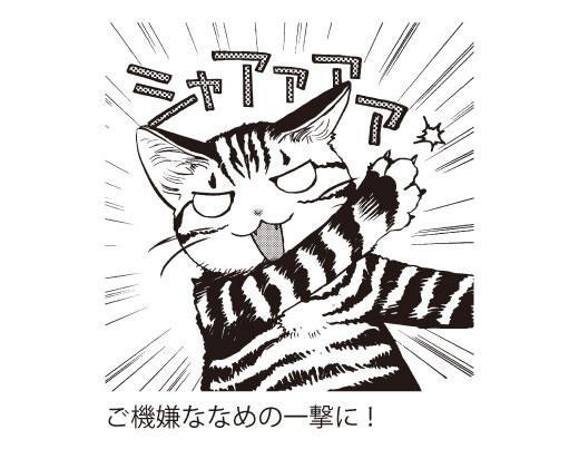 全世界只有貓主人會以這樣的模式炫耀自己身上被霸凌的傷痕