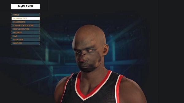 新遊戲 NBA 2K15 讓你掃瞄自己的臉當球員, 想不到效果「驚人」[圖庫+影片]