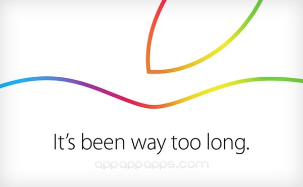 Apple 官方:「發佈會在這天, 這個產品已經等太久了」
