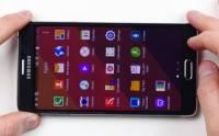手機彎曲門最新挑戰者: Galaxy Note 4 [影片]