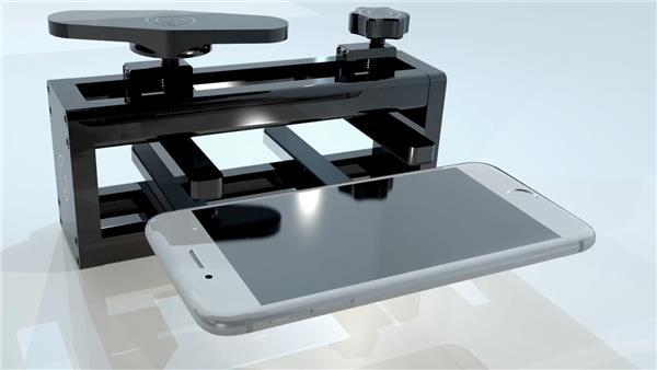 iPhone 6 Plus 彎曲了? 這台機器來拯救 [影片]