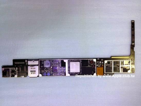 """有相為證: iPad Air 2 用上比 iPhone 6 """"A8"""" 更強的新處理器 [圖庫]"""