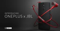OnePlus 與 JBL 合作,將推出採 OnePlus 紅配色的 JBL E1 + 入耳耳機