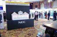 NEC Solution Fair 巡禮之三:立體投影 老人照護與工業用水淨化