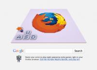 Mozilla团队与Humble Bundle为Firefox和Chrome提供免费游戏