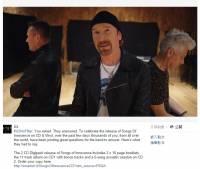 U2 主唱波諾為強制將新專輯塞給所有 iTunes 用戶道歉