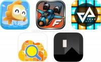 [15 10] iPhone iPad 限時免費及減價 Apps 精選推介