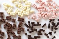 積木巧克力,好吃新奇又有趣!