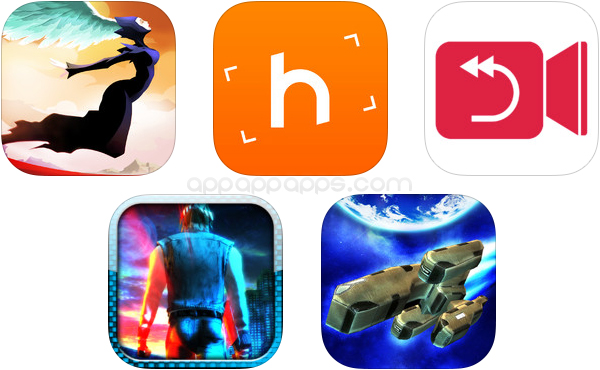 [20/10] iPhone / iPad 限時免費及減價 Apps 精選推介
