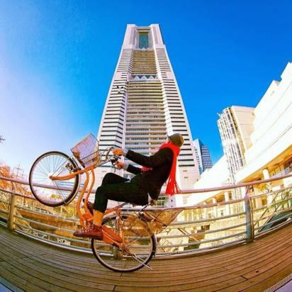 Riding Pop:單車特技與藝術的完美結合