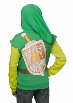 天氣變冷了,快來買幾件電玩遊戲外套